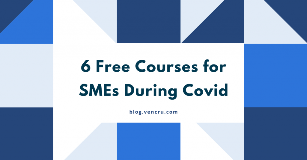 6 free business courses for SMEs during Covid